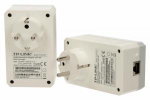 PA4010PKIT Powe Line 500Mbps 1x10/100 Compact Size