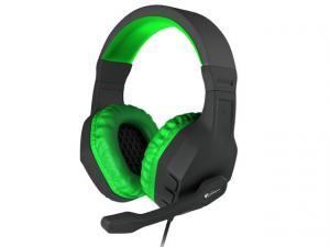 Słuchawki dla graczy Genesis Argon 200 zielone