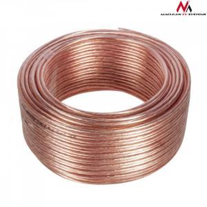 Kabel głośnikowy 100m MCTV-512 2x1.5mm2