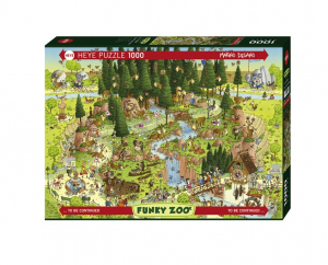 1000 Elementów, Black Forest Habitat