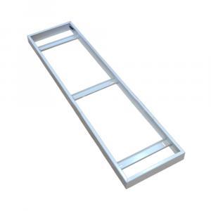 Rama montażowa do paneli LED DIY biała