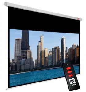 Ekran elektryczny Cinema Electric 200, 16:9, 200 x 200 cm, powierzchnia biała, matowa