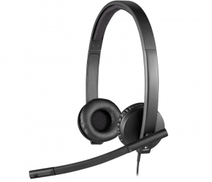 H570e Stereo Headset USB 981-000575