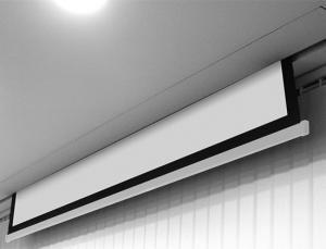 Ekran elektryczny Cinema Electric 240, 16:9, 240 x 200 cm, powierzchnia biała, matowa