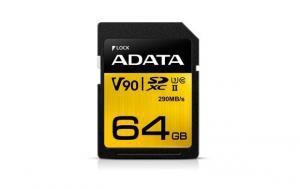 SD Premier ONE 64GB UHS 2/U3/CL10 290/260MB/s
