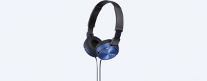 MDR-ZX310 niebieskie