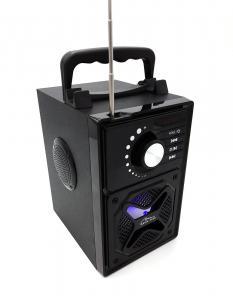 Kompaktowy głośnik Bluetooth MT3166