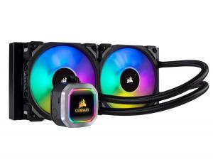 Chłodzenie Hydro Series H100i RGB PLATINUM 240mm