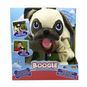 Interaktywna maskotka Boogie Psi Rozrabiaka Mops