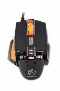 Gamingowa mysz optyczna USB TRANSFOMER