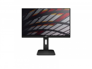 Monitor 23.8 24P1 IPS DVI DP HDMI Pivot Głośniki