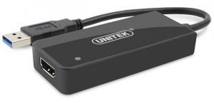 Konwerter USB 3.0 to 1x HDMI; Y-3702