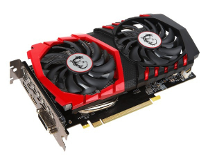 Karta graficzna GeForce GTX 1050 TI Gaming X 4GB DDR5 128BIT DVI-D/HDMI/DP