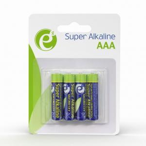 Baterie alkaliczne AAA 4 pak
