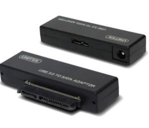 Adapter USB3.0 - SATA III HDD/SSD 2,5/3,5; Y-1039