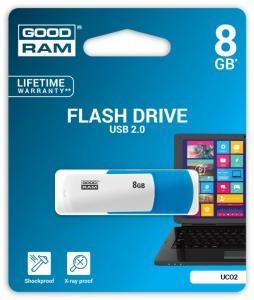 COLOR MIX 8GB PENDRIVE USB2.0