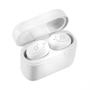 Słuchawki z mikrofonem Bluetooth douszne TWS BH420W