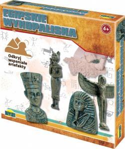 Egipskie wykopaliska