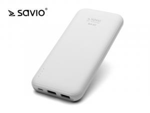 Power bank 10000mAh SAVIO BA-02