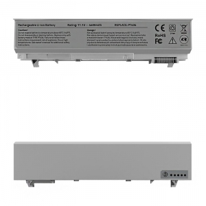 Bateria do Dell Latitude E6500 E6410 E6510, 4400mAh, 10.8-11.1V