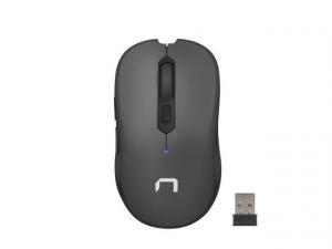 Mysz bezprzewodowa Robin 1600 DPI czarna