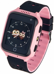 Smartwatch GPS Junior 2 różowy