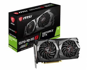 Karta graficzna GeForce GTX 1650 GAMING X 4G 128bit GDDR5 HDMI/2DP