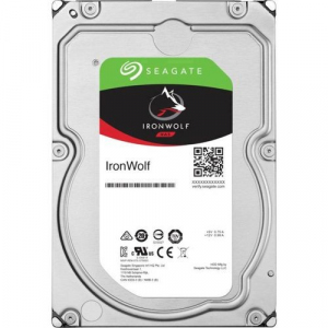 Dysk IronWolf 10TB 3,5 256MB ST10000VN0008