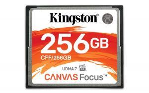 Karta pamięci CompactFlash Canvas Focus 256GB 150R/130W UDMA7 VPG-65