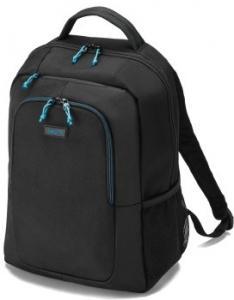 Spin Backpack 14-15.6'' Black