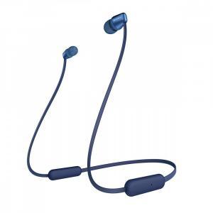Słuchawki bezprzewodowe douszne WI-C310 niebieskie