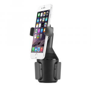 Uchwyt samochodowy na telefon (kubek) czarny