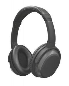 Paxo Bezprzewodowe słuchawki Bluetooth z aktywnym tłumieniem hałasu