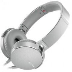 MDR-XB550APW białe mikrofon
