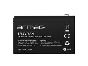 Akumulator żelowy do UPS 12V/7AH B/12V/7AH