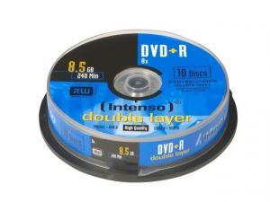 DVD+R 8x 8,5GB Double Layer (10 Cake)
