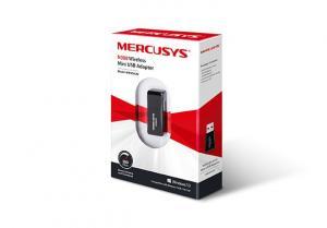 Karta sieciowa Mercusys MW300UM Mini WiFI N300 USB 2.0