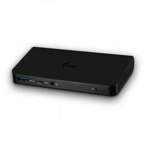 USB-C Dual Display HDMI/DP/ETH/3xUSB/USB-C/MIC/60W USB-C