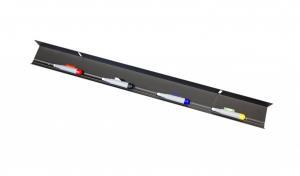 Półka inetraktywna do tablic myBoard czarna iPentry 7927