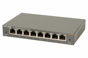 Przełącznik SMART TL-SG108E 8x1GbE