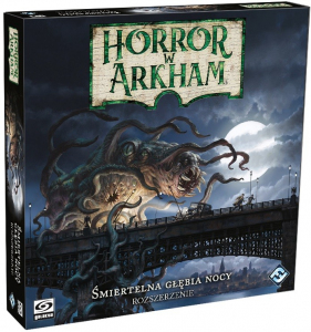 Gra Horror w Arkham: Śmiertelna głębia nocy
