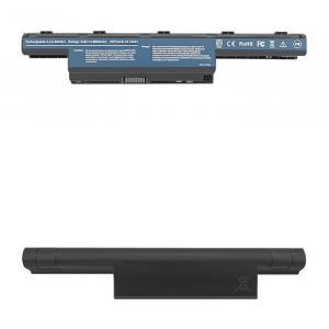 Bateria do Acer Aspire 4741 AS10D31, 6600mAh, 10.8-11.1V