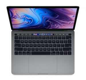 MacBook Pro 13 Touch Bar: 2.4GHz i5/8GB/512GB - Space Grey