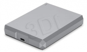 Dysk zewnętrzny Mobile Drive 2TB USB-C STHG2000402 Szary