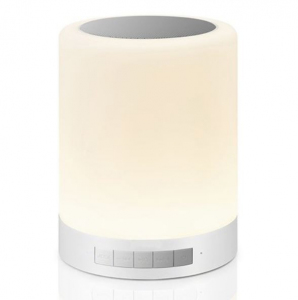 LIGHTBOX BT TOUCH BEZPRZEWODOWA LAMPKA Z GŁOŚNIKIEM BLUETOOTH