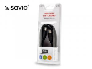 Kabel HDMI CL-05M 2m v1.4 Savio