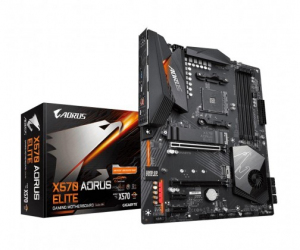 Płyta główna X570 Aorus Elite AM4 4DDR4 HDMI/USB 3.1 ATX