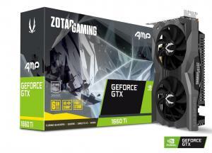 Karta graficzna GeForce GAMING GTX 1660 Ti AMP 6GB GDDR6 192BIT HDMI/3DP
