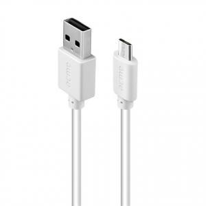 Kabel MicroUSB(M)-USB Typ-A(M) CB1011W 1m