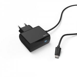 Ładowarka sieciowa micro USB 230V 2.4A, czarna